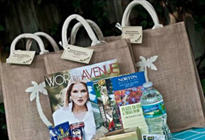 Welcome bags for incentive trip or conference in Florida by JSL Meeting & Event Group