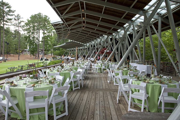Outdoor Corporate Event | Cary Event Planner