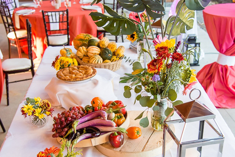 Creative Food Stations | Raleigh Event Designer