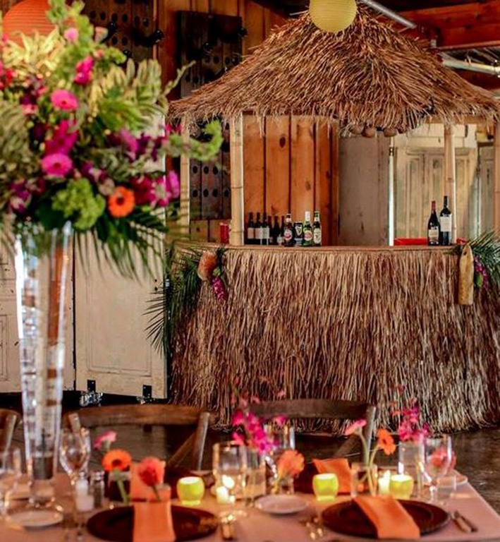Chic Beach Themed Event | Incentive Travel Planning