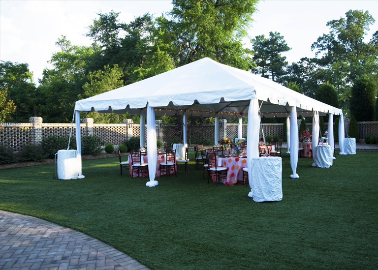 Outdoor Corporate Event | Chapel Hill Event Planner