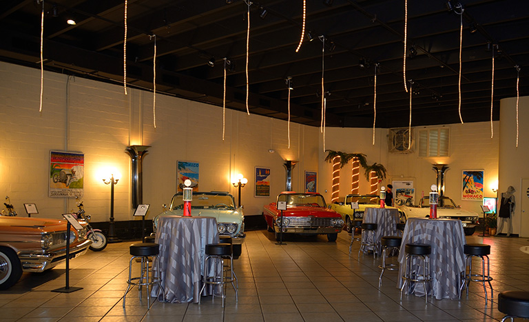 Vintage Ragtop Reception in West Palm Beach | Incentive Travel Planner