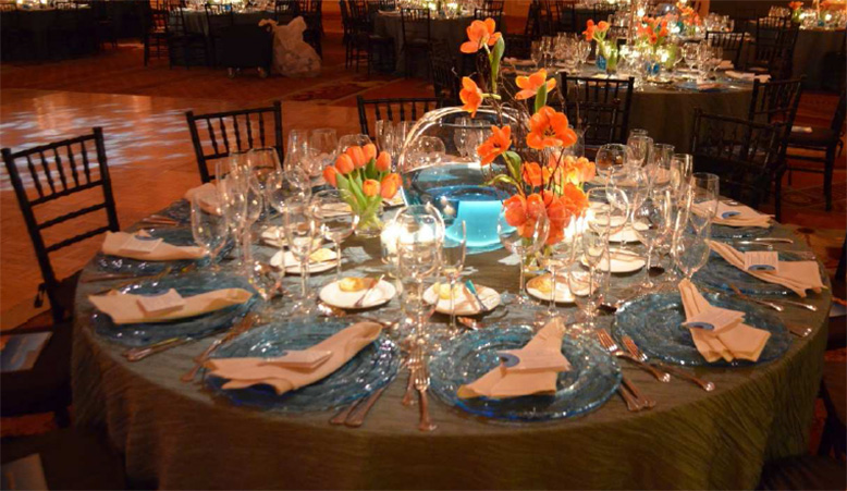 Welcome Dinner at The Breakers - Palm Beach Corporate Events