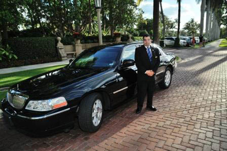 VIP transportation - Destination Management