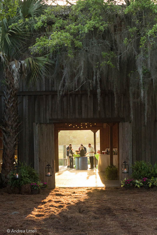 Corporate Event at The Cotton Dock - Charleston, South Carolina