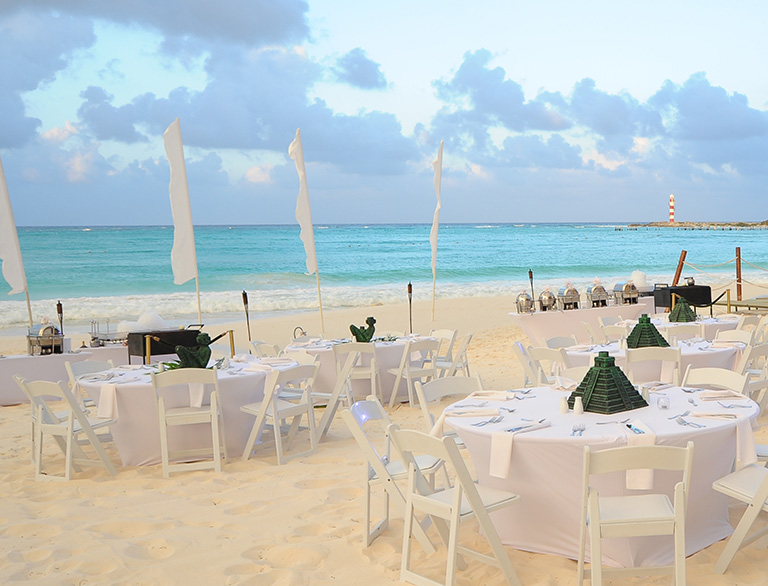 International Executive Conference - Cancun Mexico Event Planner