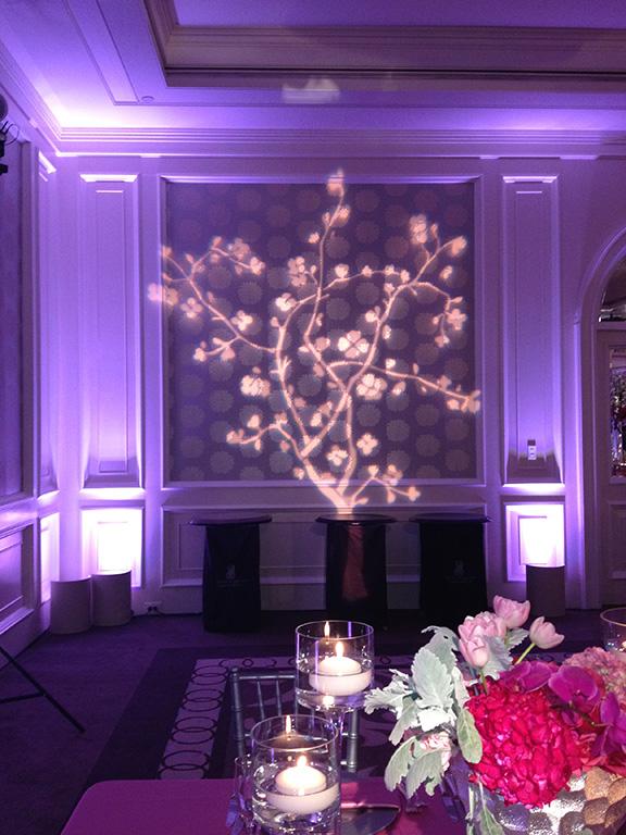 Wedding Event Lighting and Design