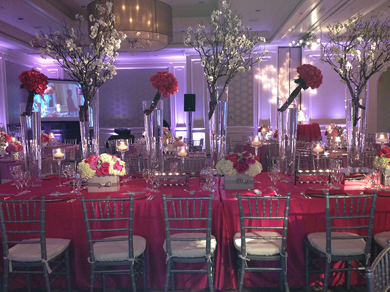 Palm Beach Wedding Design