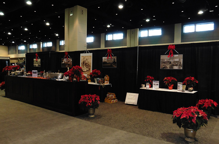 Holiday Event Decor - Tradeshows and Conferences