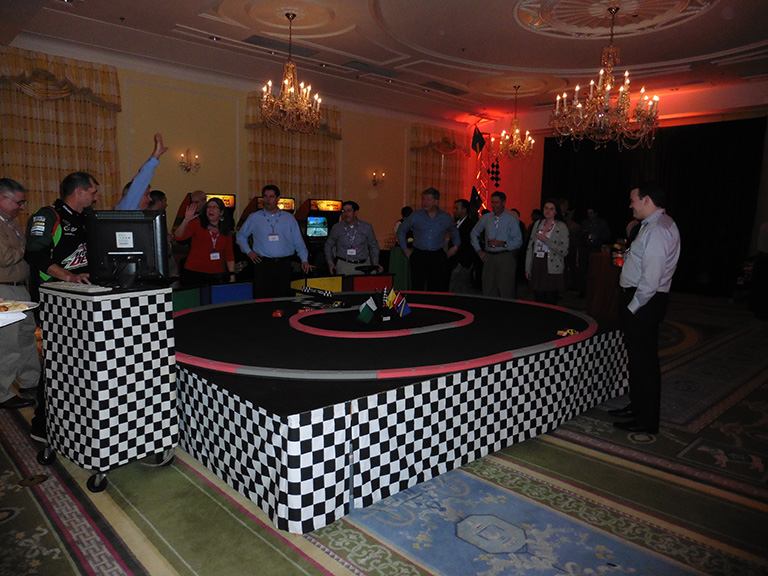 Corporate Teambuilding Ideas - Racing Challenge