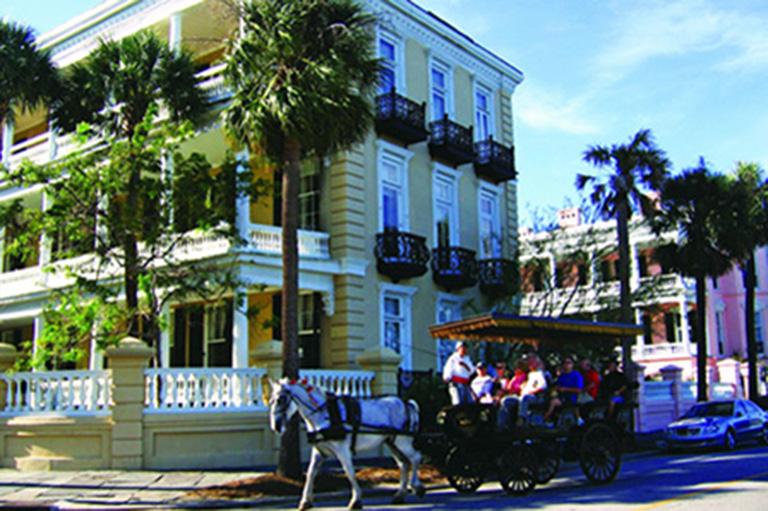 Unique Carriage Transfers - Charleston Destination Management