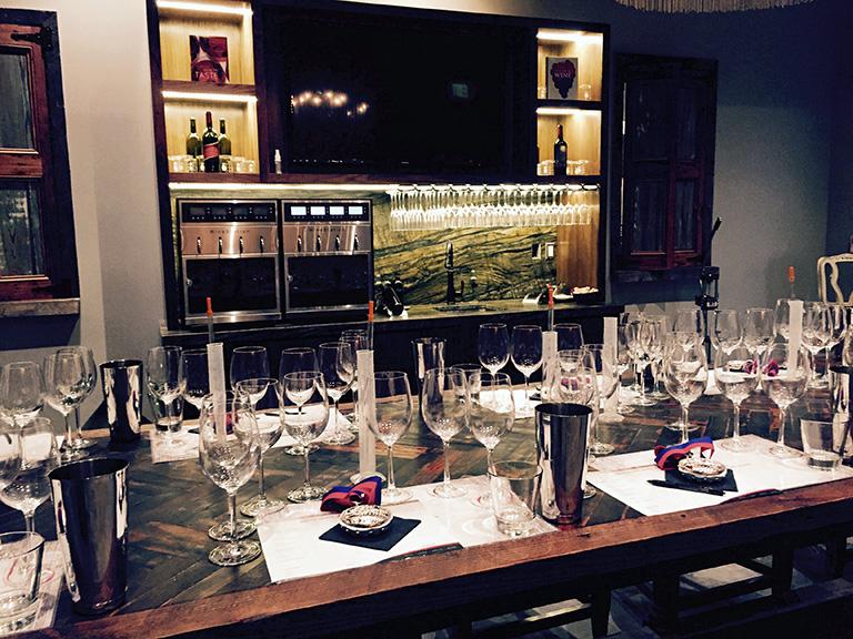 Wine Blending Experience - Grand Bohemian Charleston