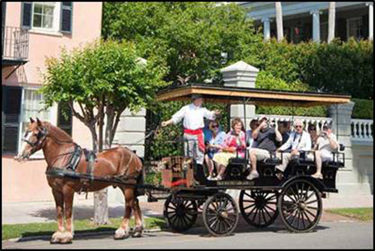 Charleston Carriage Tours - Charleston Destination Management