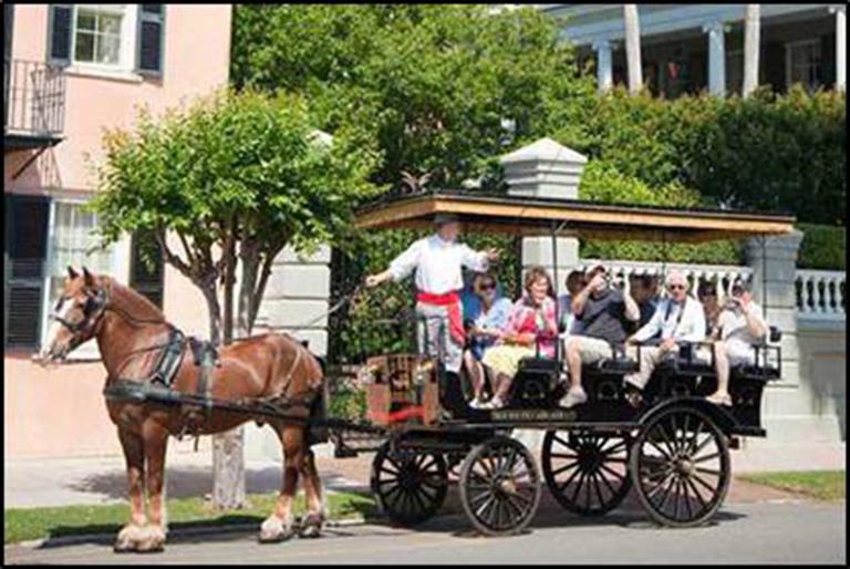 Charleston Carriage Tours - Charleston Destination Management