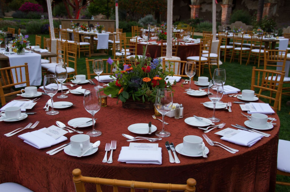 Rustic Event Design in Southern California
